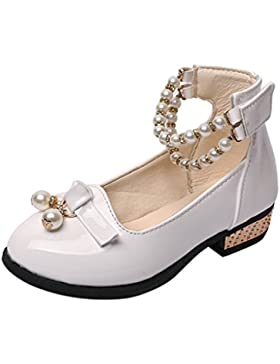 Mädchen Wanderschuhe JYJM Baby Mode Sneaker Kind Mädchen Kleinkind Casual einzigen Leder Prinzessin Schuhe