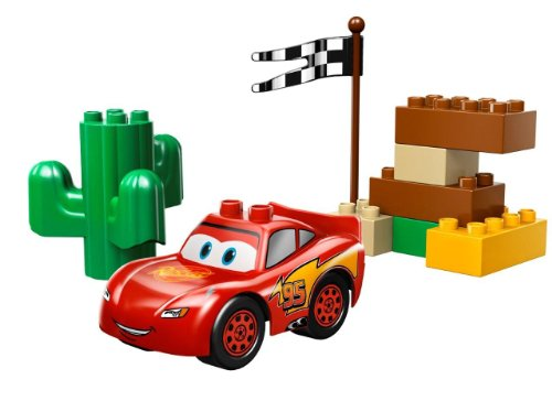 Image of LEGO DUPLO Cars 5813: Lightning McQueen