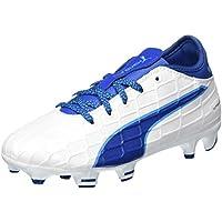 Puma Evotouch 3 FG Jr, Chaussures de Football Mixte Enfant