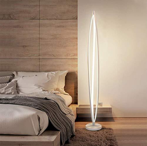 KAPR Luz de Suelo Rojo Neto Vertical luz nórdica Piso-a-Techo Dormitorio Sala de Estar IKEA lámpara de Escritorio de Piso a Techo lámpara de Piso a Techo
