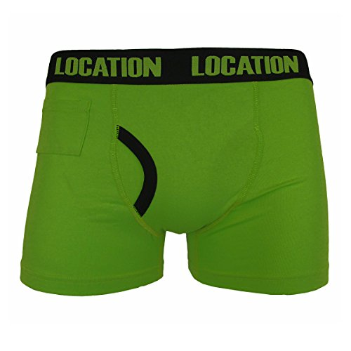 12 Pack Mens Location Boxer Shorts Trunks Underwear M