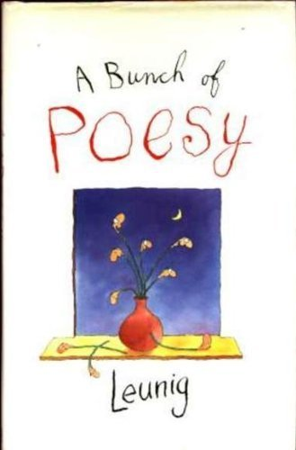 a-bunch-of-poesy-angus-robertson-books-by-michael-leunig-1993-07-01