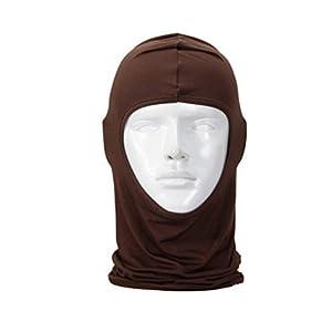 ILOVEDIY Multifunktionen Gesichtsmaske Sport Balaclava Einfarbige Maske Warm Fahrrad Ski Snowboard