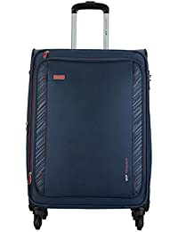 VIP Polyester 70 cms Red Softsided Check-in Luggage