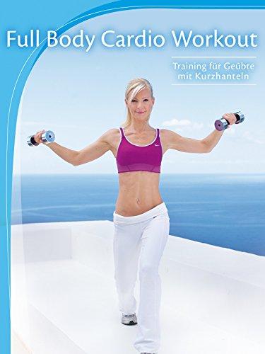 Full Body Cardio Workout: Training für Geübte mit Kurzhanteln