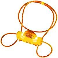 Collar de perro LED de seguridad - 80CM correa luminosa cabestrillo iluminado, ajuste universal resistente a la intemperie collar de limpieza