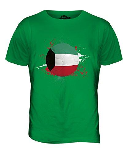 CandyMix Kuwait Fußball Herren T Shirt Grün