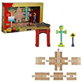 Chuggington Wooden Track Accessory Pack featuring Vee