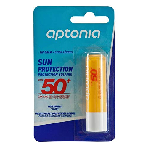 Lipstick mit Sonnenschutz LSF 50+, feuchtigkeitsspendender Lippenbalsam, 4 g Barra 4g