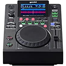 Lettore cd Gemini MDJ-500 Slot MP3 Usb Disp.Lcd