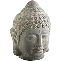 suchergebnis auf f r buddhakopf skulpturen dekoartikel k che haushalt wohnen. Black Bedroom Furniture Sets. Home Design Ideas