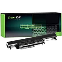 Green Cell® Standard Serie A32-K55 Batería para Asus F55 F55A F55C F75 F75A F75V F75VB F75VC F75VD R704 R704A R704V R704VB R704VC R704VD Ordenador (6 Celdas 4400mAh 10.8V Negro)