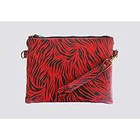 Amazon.es: Rojo - Bolsos de mano / Bolsos de mano y de ...