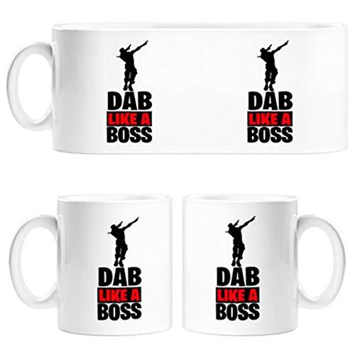 Taza Dab Like A Boss - Cerámica