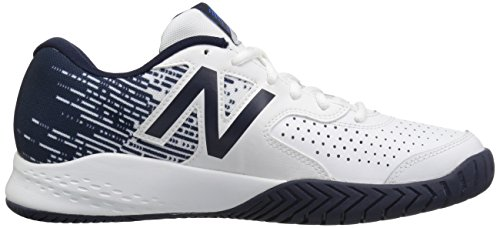 New Balance Herren 696v3 Tennisschuhe Weiß (White)