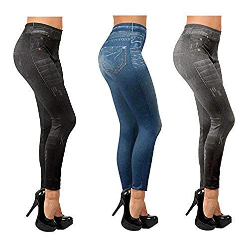 Slim Jeggings (Pack de 3 (S/M)