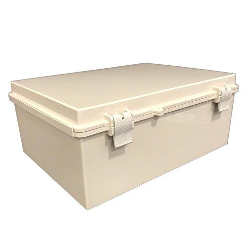Bud Industries nbf-32016Kunststoff ABS NEMA Wirtschaft Box, NBF-32026, Opaque Door, 1