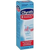 Olynth 0,1% für Erwachsene Nasendosierspray 15 ml preisvergleich bei billige-tabletten.eu