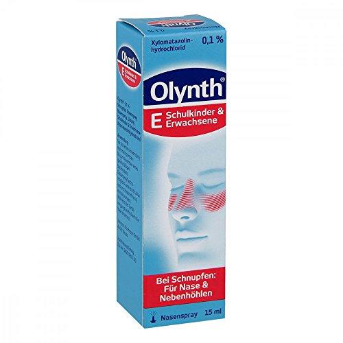 Olynth 0,1% 15 ml