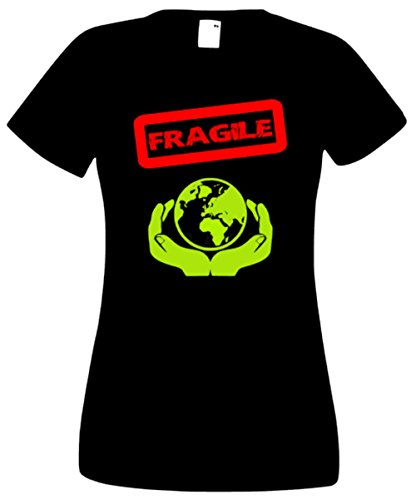 tee-shirt-femme-planete-terre-fragile-s-noir