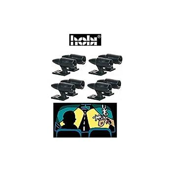 HOBI x 8 Sifflet Ultrasons Repousse Gibier Cerf Chevreuil Sanglier Accident Avertisseur Anti Collision
