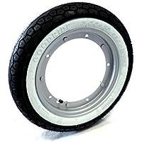 Honda CBF 125 M uvm. Continental Reifen Contigo 100//90-17 55P TL CONTIGO R f