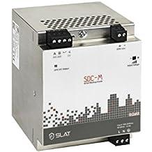 SDC de m 48V 3E din2RS Slatwall, DC SAI para montaje en raíl, 48V, tipo S, RS, autonomía: 6h205W/0h4055W