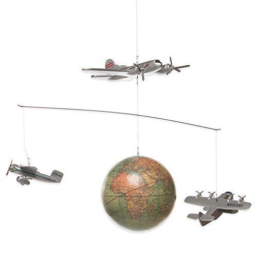 Glenna Jean Fly-By Globe Mobile