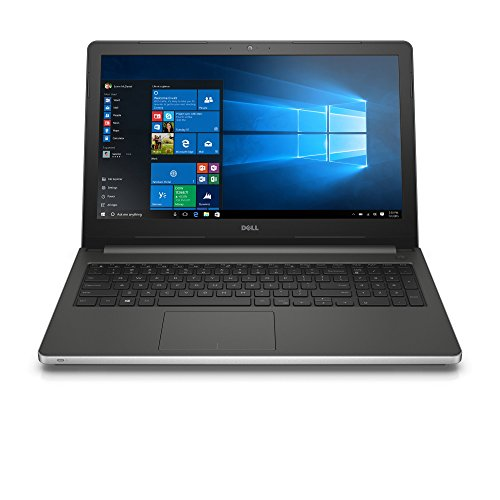 Dell Inspiron 5559 15.6-inch Laptop (Intel Core i5-6200U/8 GB/1 TB/Win 10/AMD Radeon R5 M335 4GB DDR3/without bag), Silver image