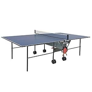 Sponeta table tennis table s 1 13 i blue sports outdoors - Sponeta table tennis table ...