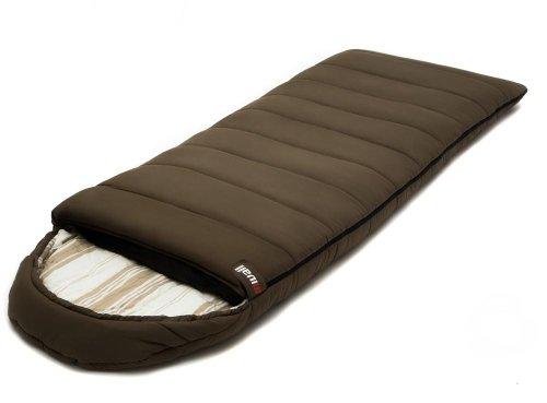 Mivall Nova 2 breiter XXL Schlafsack Deckenschlafsack Sommerschlafsack NOVA
