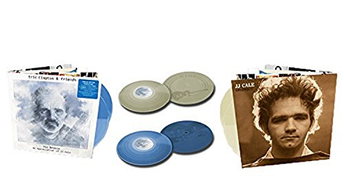 The Breeze - An Apreciation Of JJ Cale -4xLP Deluxe Set -Ed.Ltda. - Vinilos Color - 180 Gr. -
