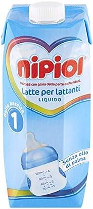 Nipiol Latte Liquido 1 - 12 Confezioni da 500 ml