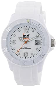 Ice-Watch Sili Forever White Unisex Silicone Watch SI.WE.U.S