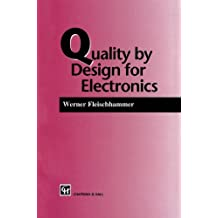 Quality by Design for Electronics (Population and Community Biology)