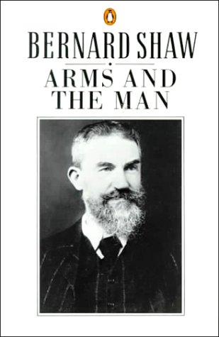 Book cover for Arms and the Man