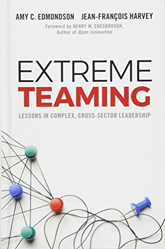 Extreme Teaming: Lessons in Complex, Cross-Sector Leadership