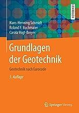 Grundlagen der Geotechnik: Geotechnik nach Eurocode hier kaufen
