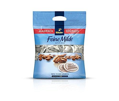 Tchibo Kaffeepads 100 Pads Feine Milde