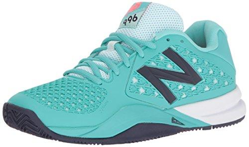 New Balance 996v2 Damen Sneaker Teal/Navy