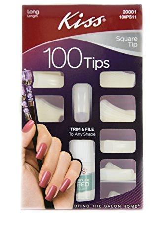 Kiss 100 Full Cover Nail \\