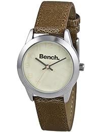 Bench BC0333CPBR - Reloj de mujer de cuarzo color marrón