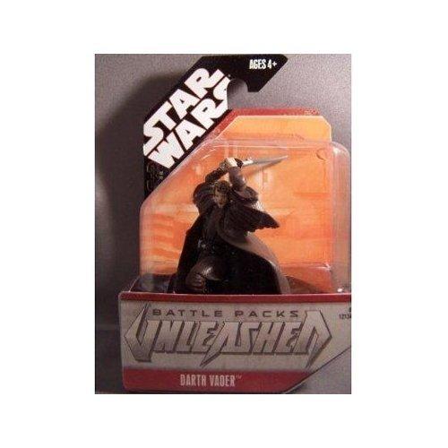 Mitros Toys Star Wars Unleashed Schlacht Pack Singles > Darth Vader (Anakin) Action Figur (Action-figur Vader Darth)