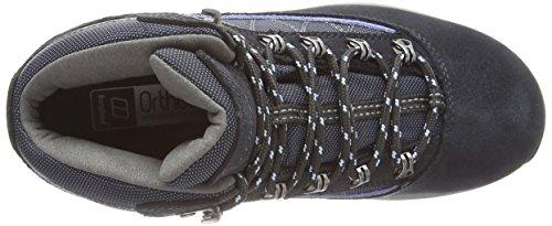 Berghaus Explorer Trek Plus Gtx Boot, Chaussures de Randonnée Hautes Femme Bleu (Navy/soft Blue V40)