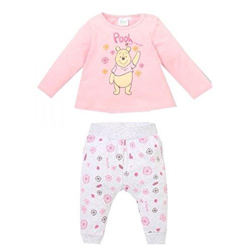 on Baby-Mädchen Bekleidungsset 2133 Pink Rose, 0-12 (Herstellergröße: 12 Monate) ()