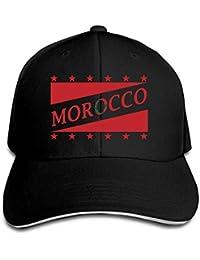 la clientèle d'abord super promotions grande collection Amazon.fr : drapeau maroc - Multicolore : Vêtements