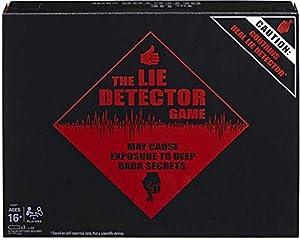 The Lie Detector Game Juego de Fiesta para Adultos