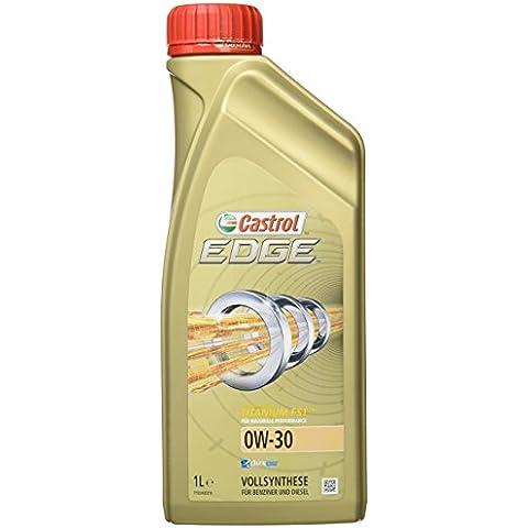 Castrol EDGE Aceite de Motores 0W-30 1L (Sello alemán)
