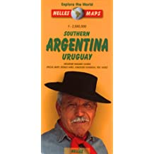 Southern Argentina - Urugay : 1/2 500 000