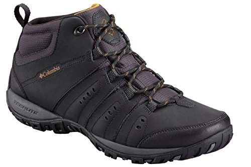 Columbia Peakfreak Nomad Chukka, Herren Trekking- & Wanderhalbschuhe Nero (Noir (010 Black Caramel))